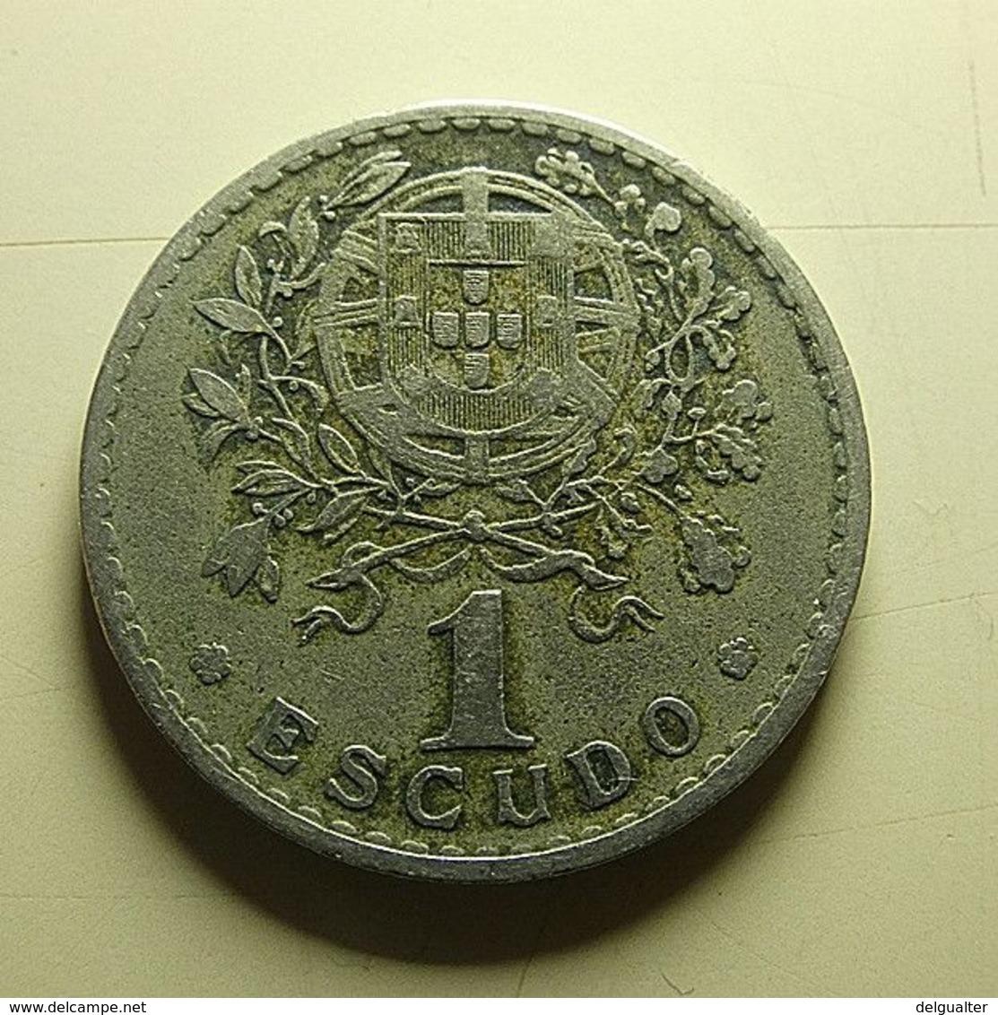 Portugal 1 Escudo 1931 - Portugal