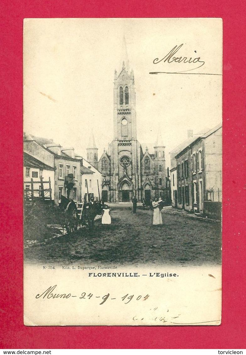 C.P. Florenville = L'  Eglise - Florenville