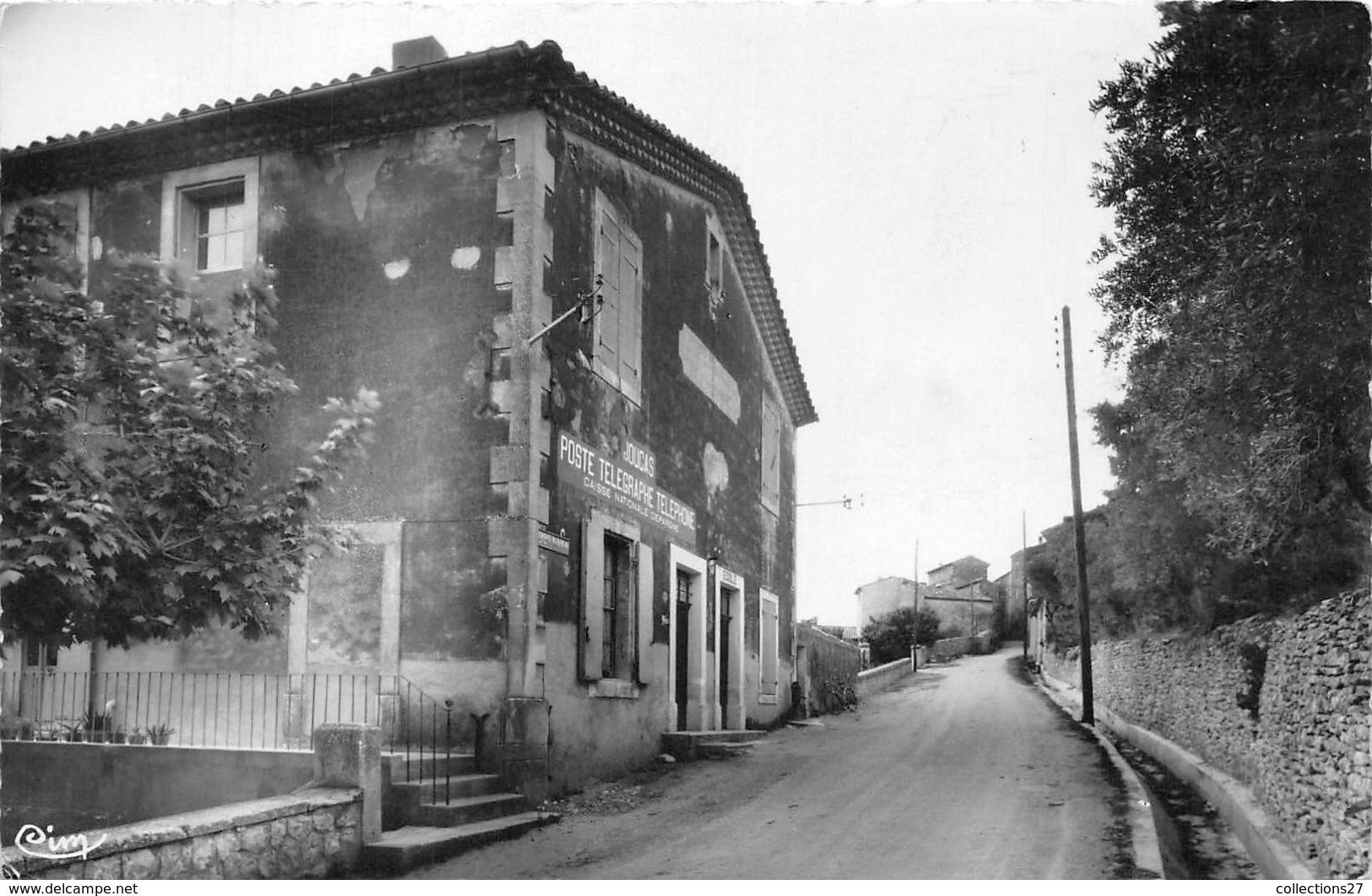 84-JOUCAS- AVENUE DE LA POSTE - Autres Communes