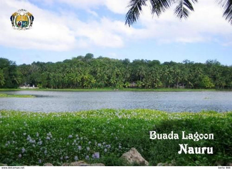 Nauru Buada Lagoon New Postcard - Nauru