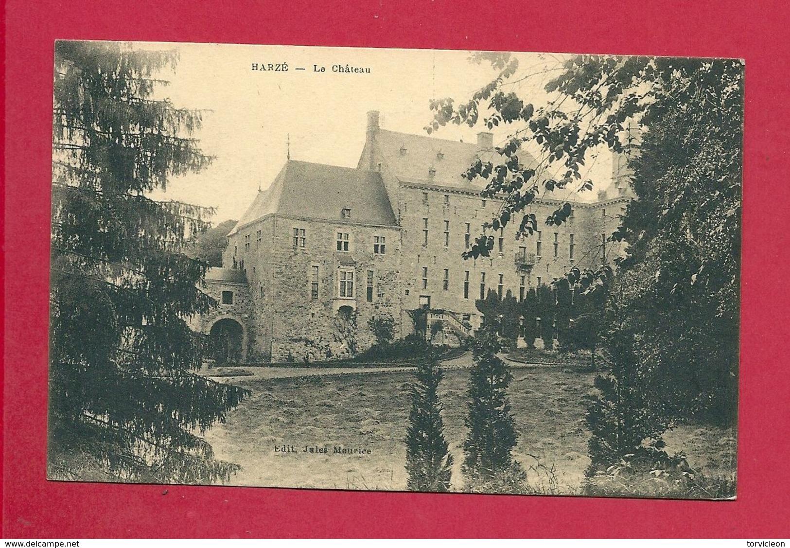 C.P. Harzé =  Le  Château - Aywaille