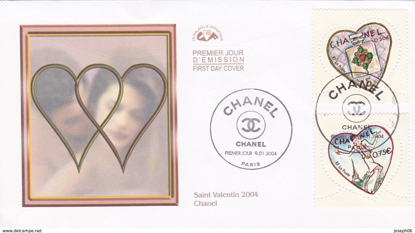 FRANCE    2004  Y.T. N° 3632  3633  Oblitéré - Usati