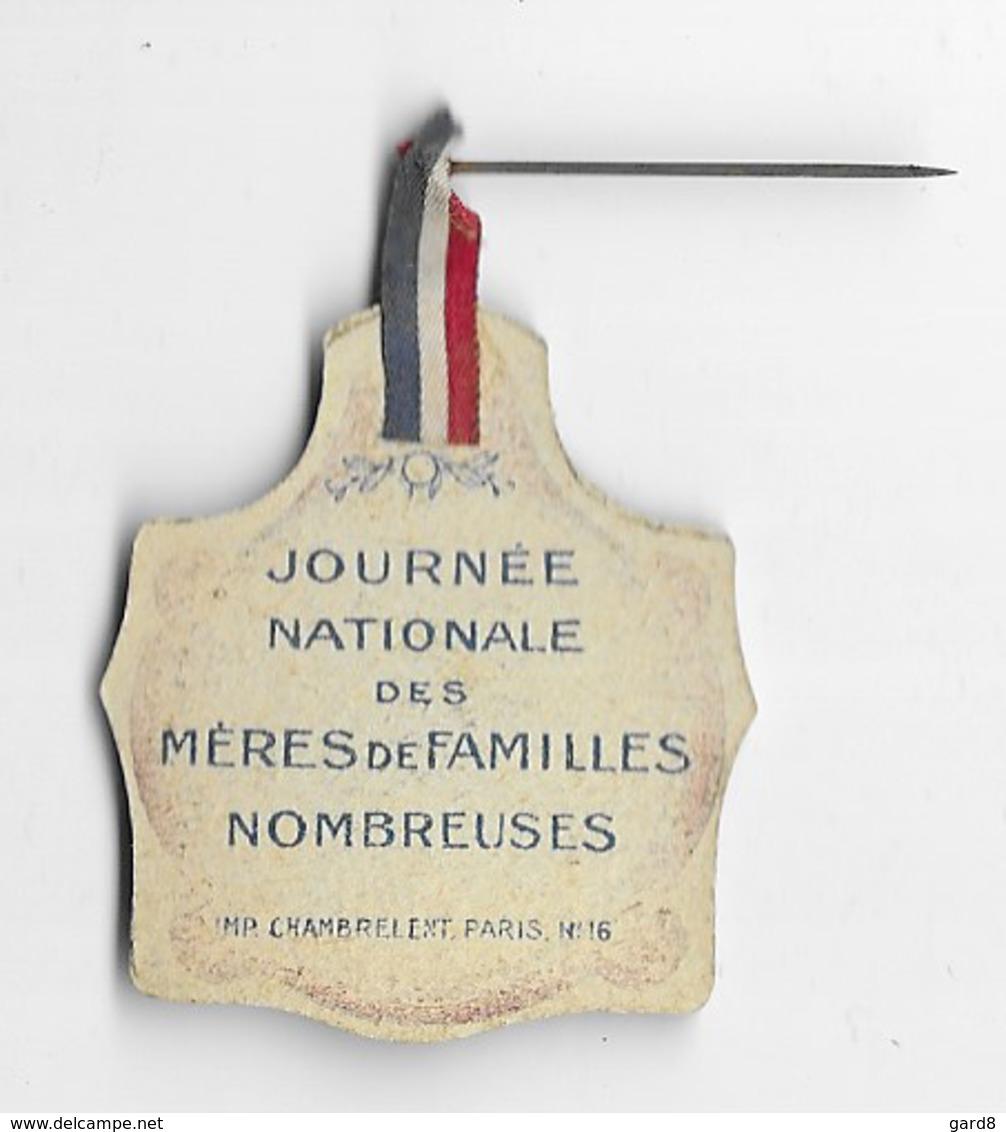 Journée Française épinglette - Non Classificati