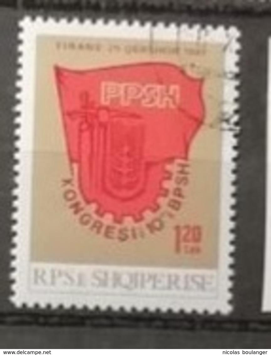 Albanie 1987 / Yvert N°2143 / Used - Albanie
