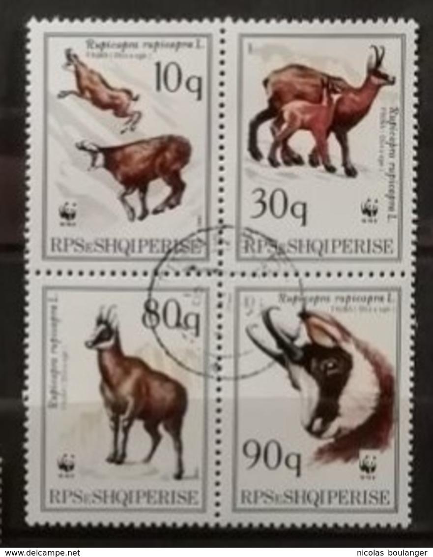 Albanie 1990 / Yvert N°2115-2118 / Used - Albanien