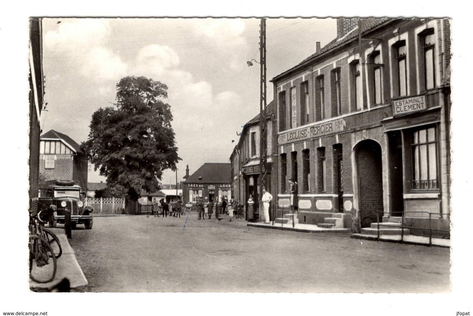 62 PAS DE CALAIS - MOLINGHEM Rue De La Gare - Autres Communes