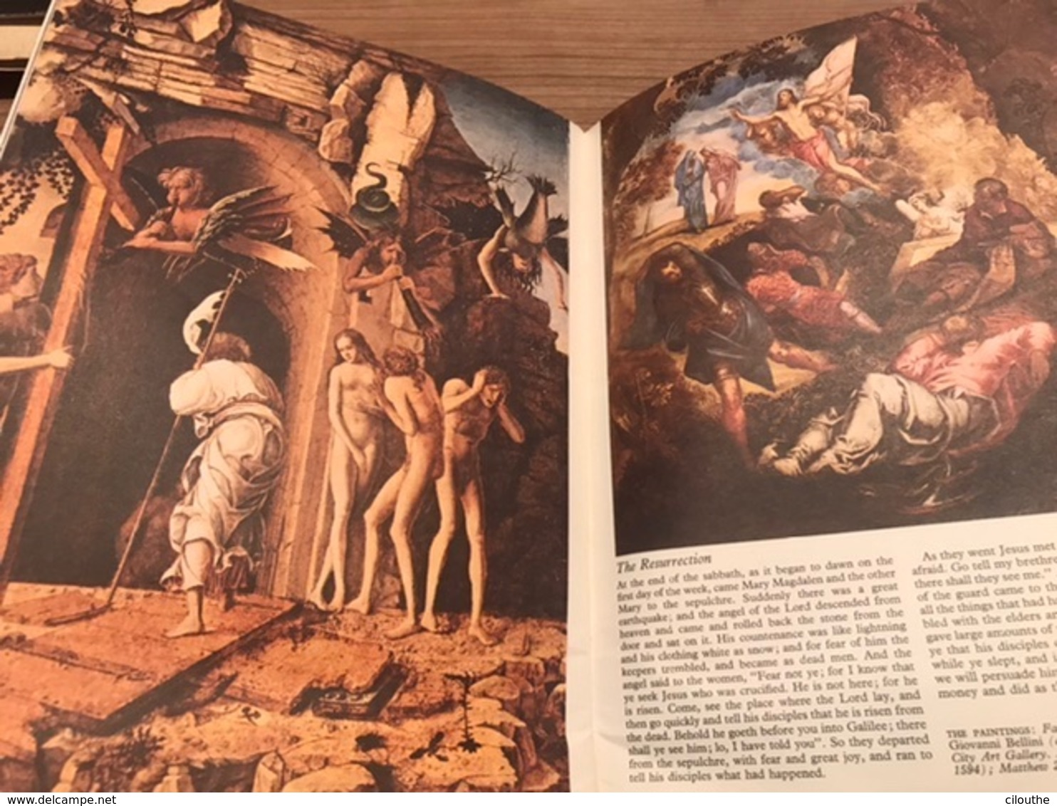 The Life Of Christ - Michael Watts 1974 - Christianity, Bibles