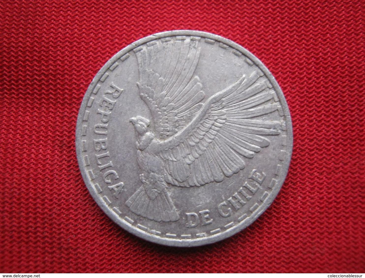 Chile 1 Centesimo 1961 - Chile