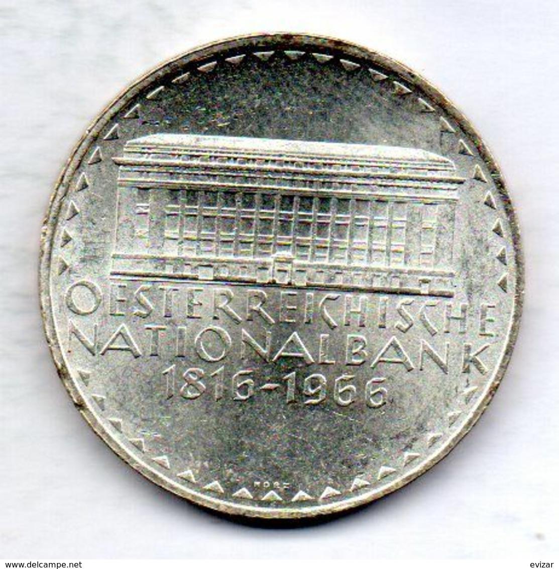 AUSTRIA, 50 Schilling, Silver, Year 1966, KM #2900 - Austria
