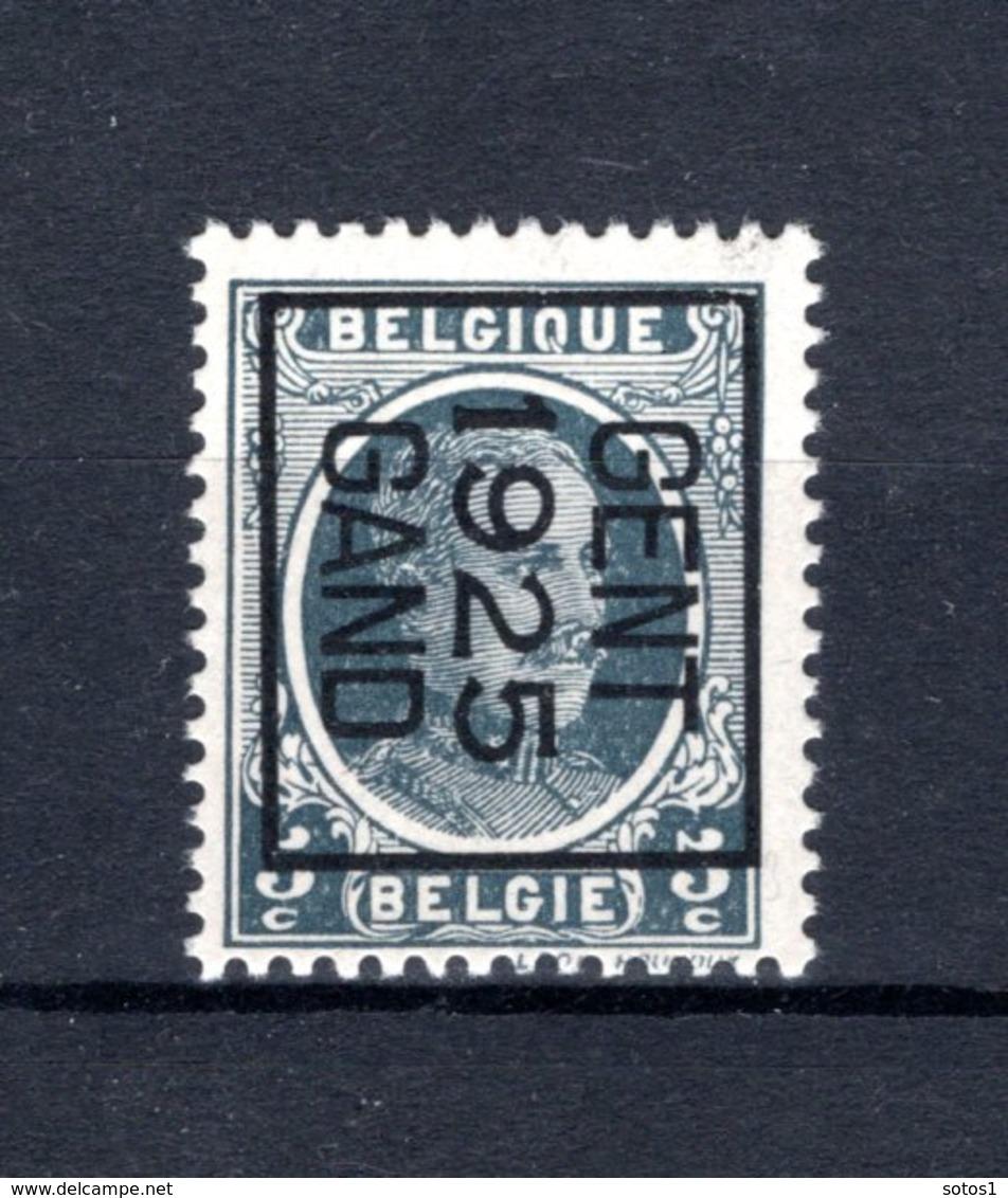 PRE124B MNH** 1925 - GENT 1925 GAND - Typografisch 1922-31 (Houyoux)