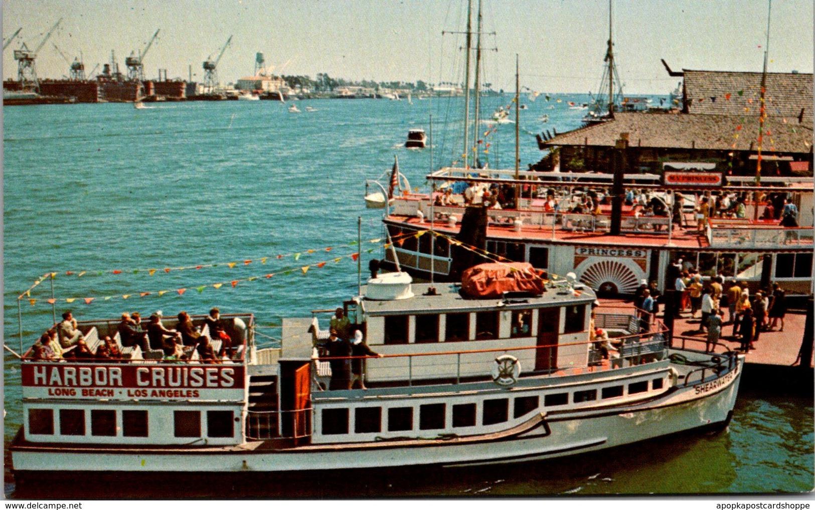 California San Pedro Ports Of Call Harbor Cruise