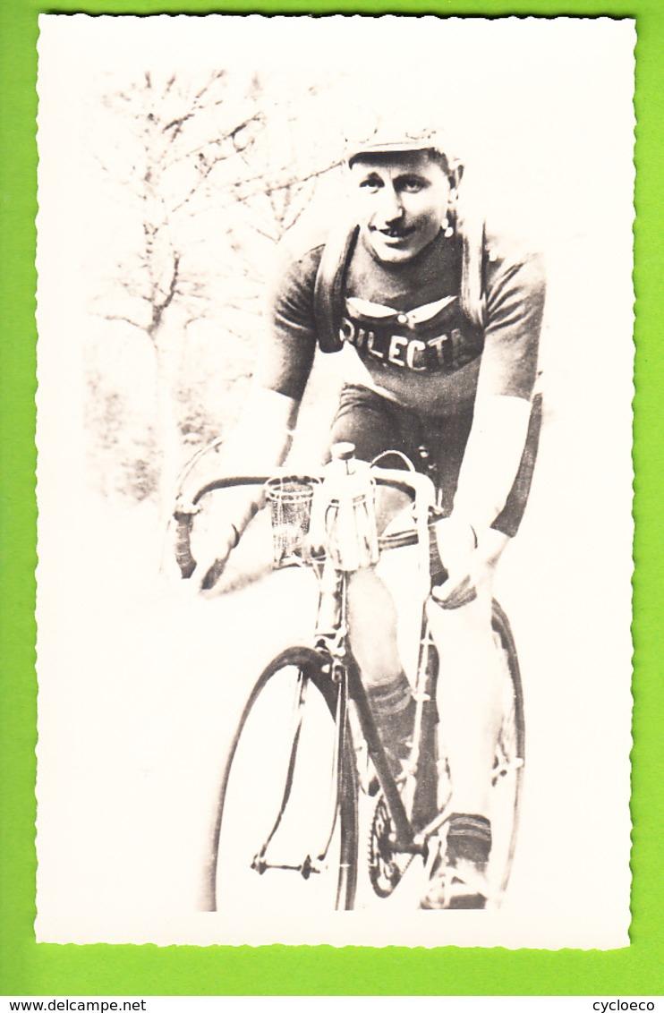 Louis HARDIQUEST  . 2 Scans. Cyclisme. Lire Descriptif - Cycling