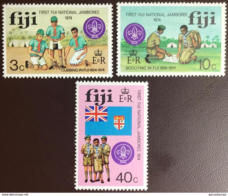 Fiji 1974 Scout Jamboree MNH - Fiji (1970-...)