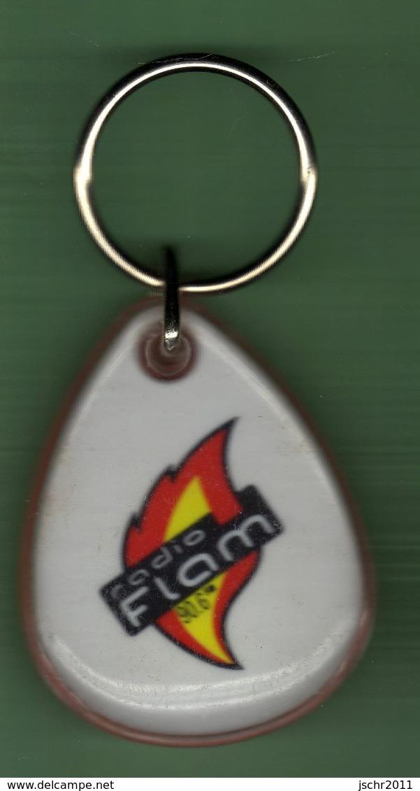 1 Jeton De Caddie *** RADIO  FLAM *** C65 - Jetons De Caddies