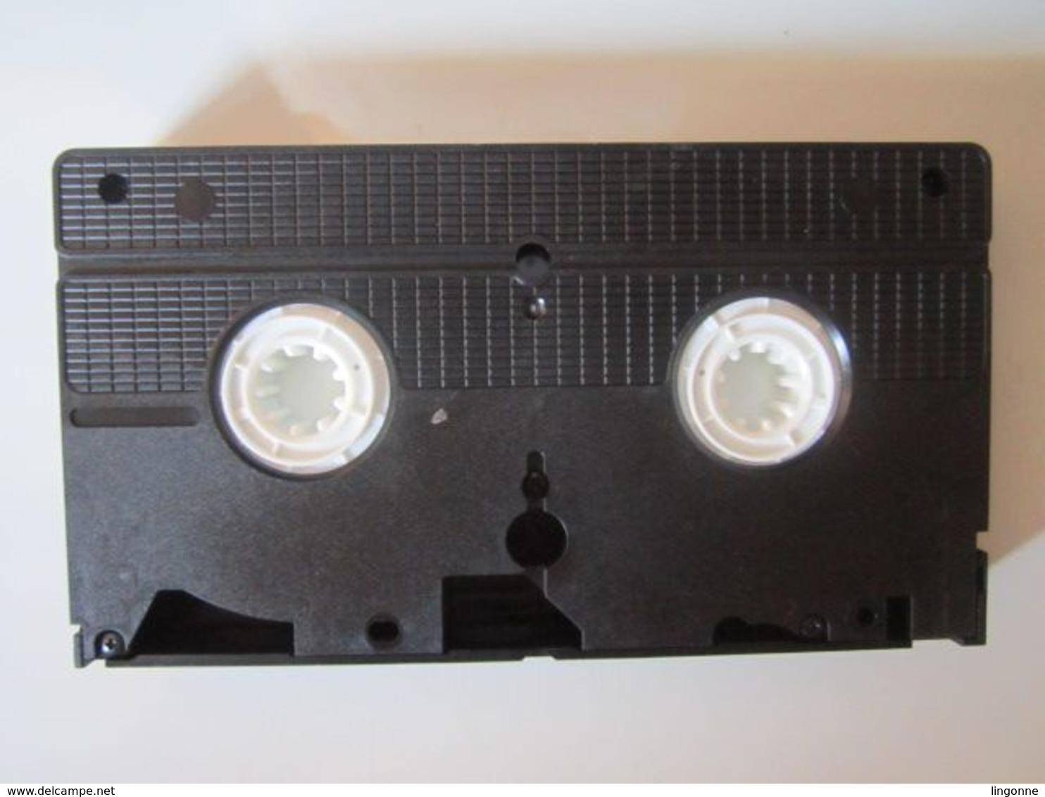 1986 CASSETTE VIDEO VHS  FRANKLIN A LA PLAGE - Dessins Animés