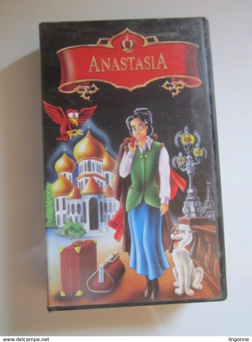 1998 CASSETTE VIDEO VHS  ANASTASIA - Dessins Animés