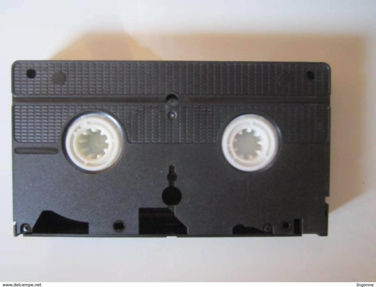 CASSETTE VIDEO VHS Carton OUI - OUI  Et La Carte Au Trésor - Et Le Buisson Chantant - Dessins Animés