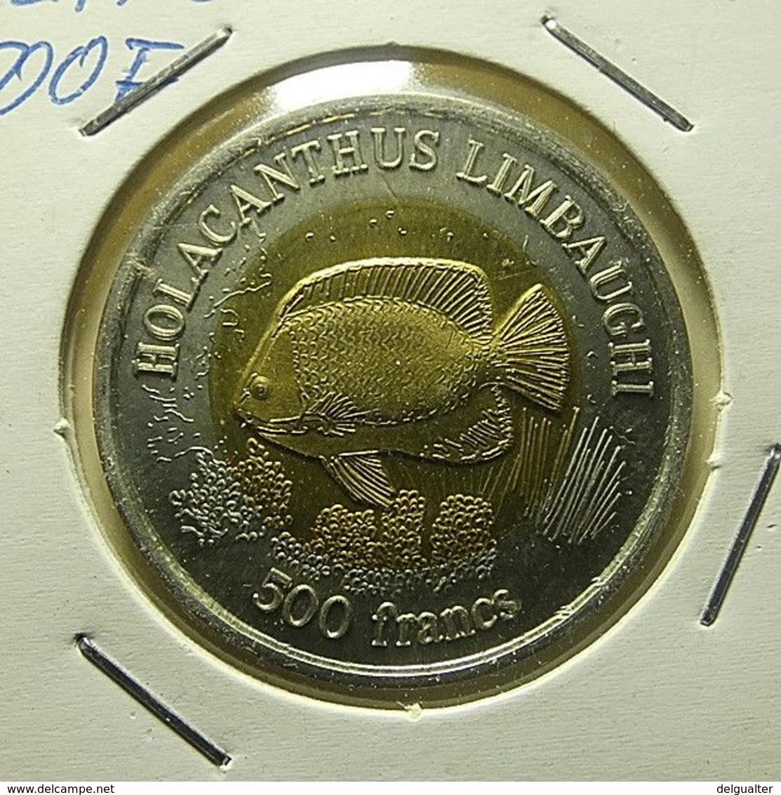 Ile De Clipperton 500 Francs 2011 - Sin Clasificación