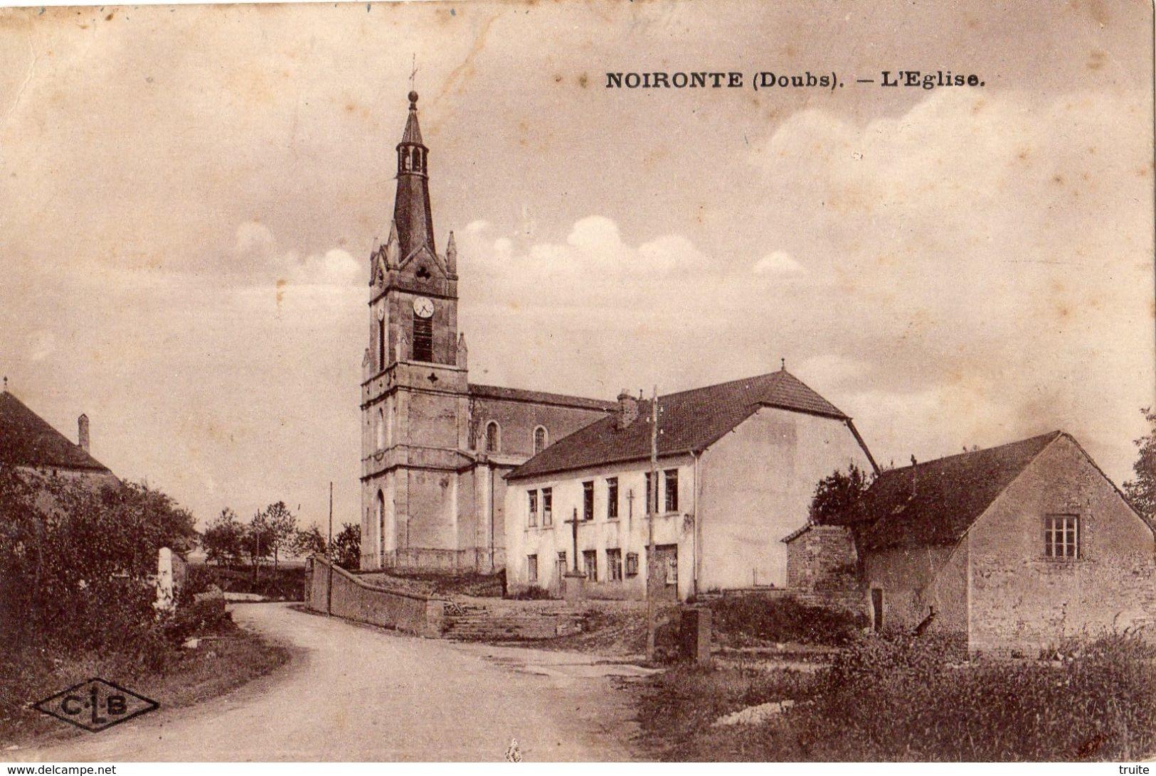 NOIRONTE L'EGLISE - Sonstige Gemeinden