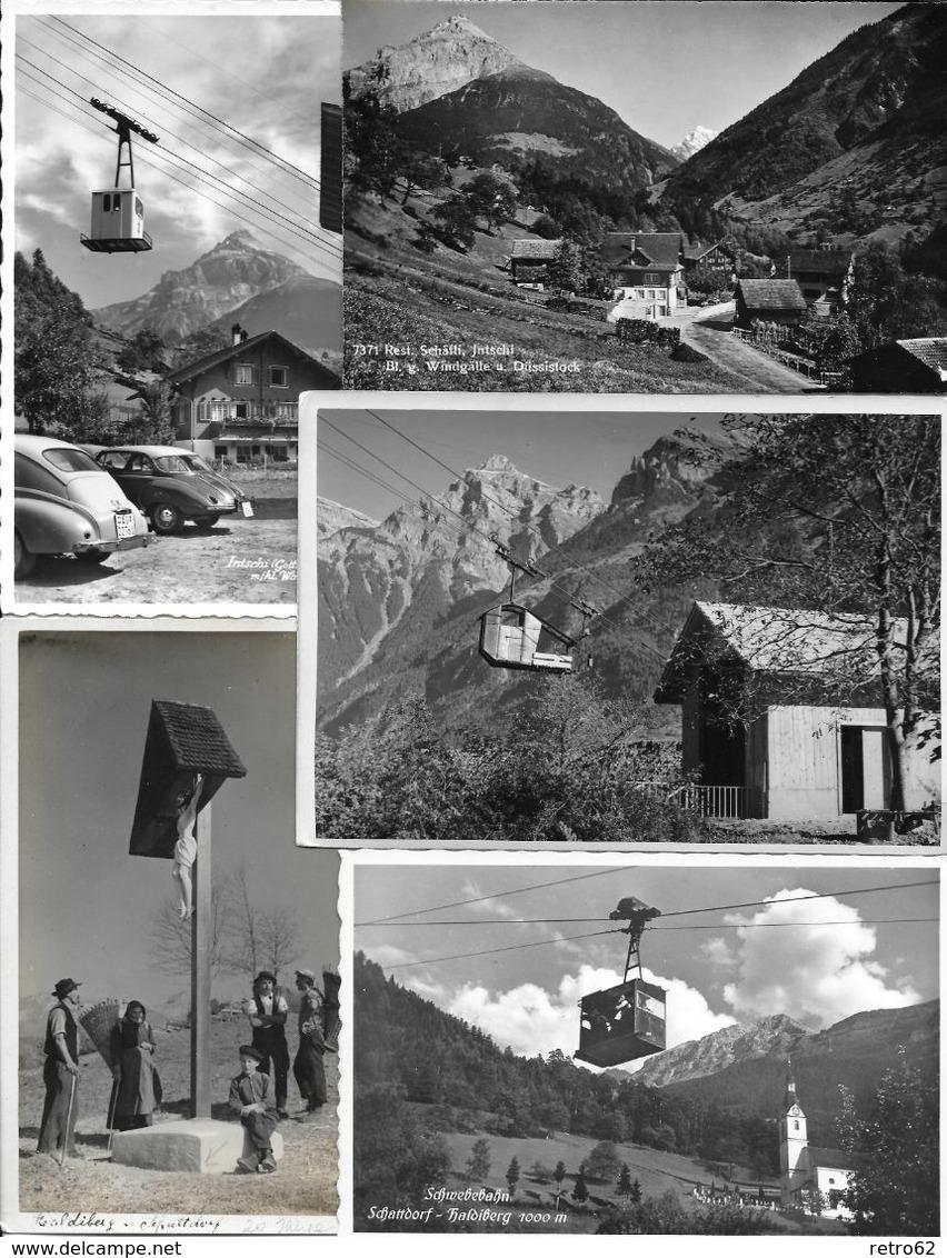 URI → GIGANTISCHE ANSICHTSKARTEN SAMMLUNG MIT ÜBER 7000 KARTEN AB VORLÄUFER BIS CA. 1960 - Autres