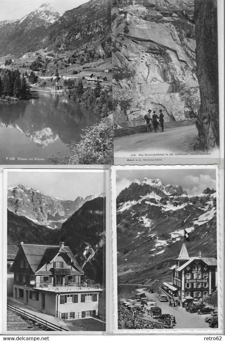 URI → GIGANTISCHE ANSICHTSKARTEN SAMMLUNG MIT ÜBER 7000 KARTEN AB VORLÄUFER BIS CA. 1960 - Other