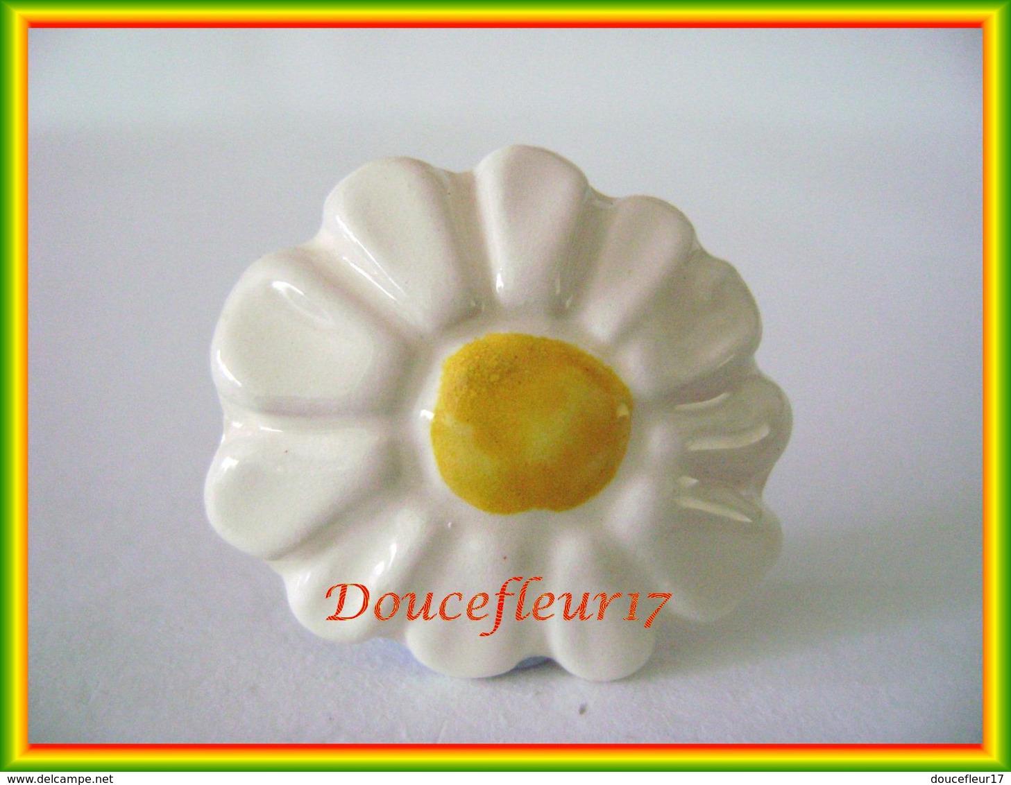 Clamecy ... Bouquet De Fleurs .. Série Complète De 8 Fèves ... Ref AFF : 55-2003 - Anciennes