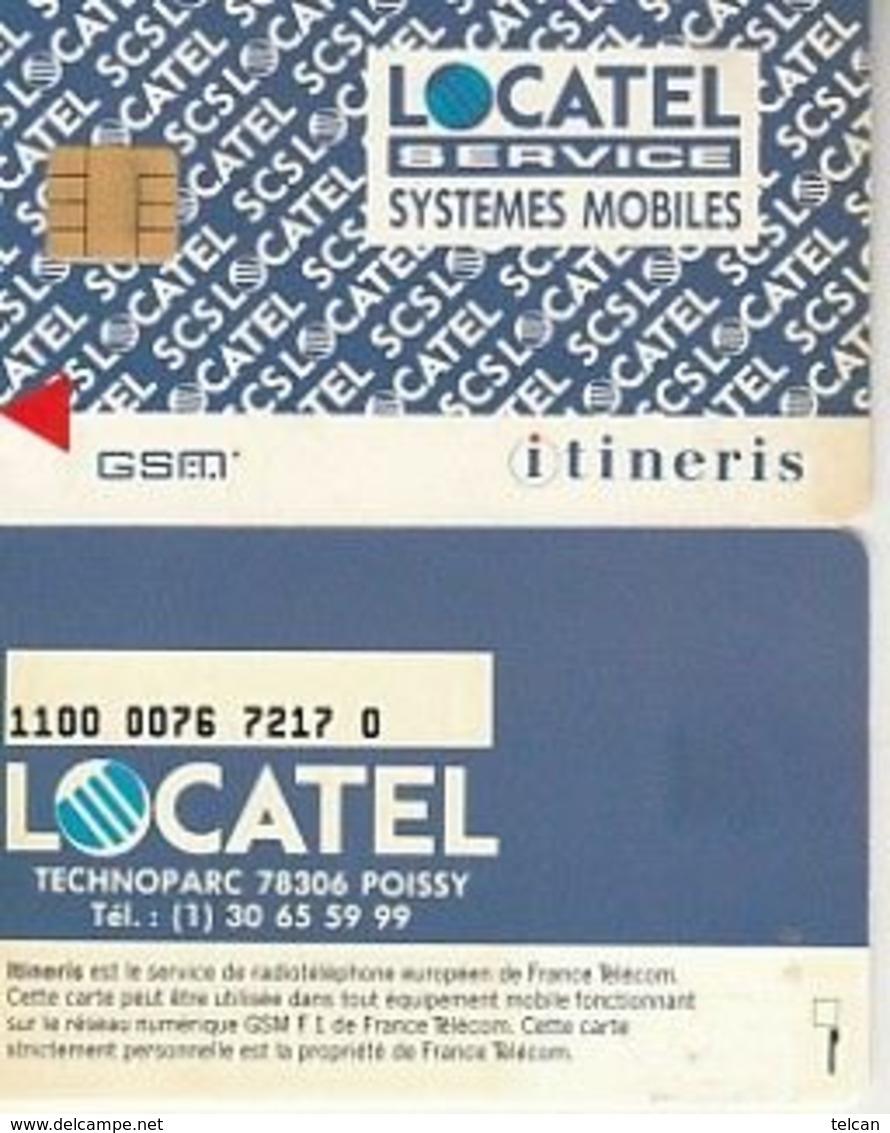 IT/LL2E.SD LOCATEL   Luxe - Nachladekarten (Handy/SIM)