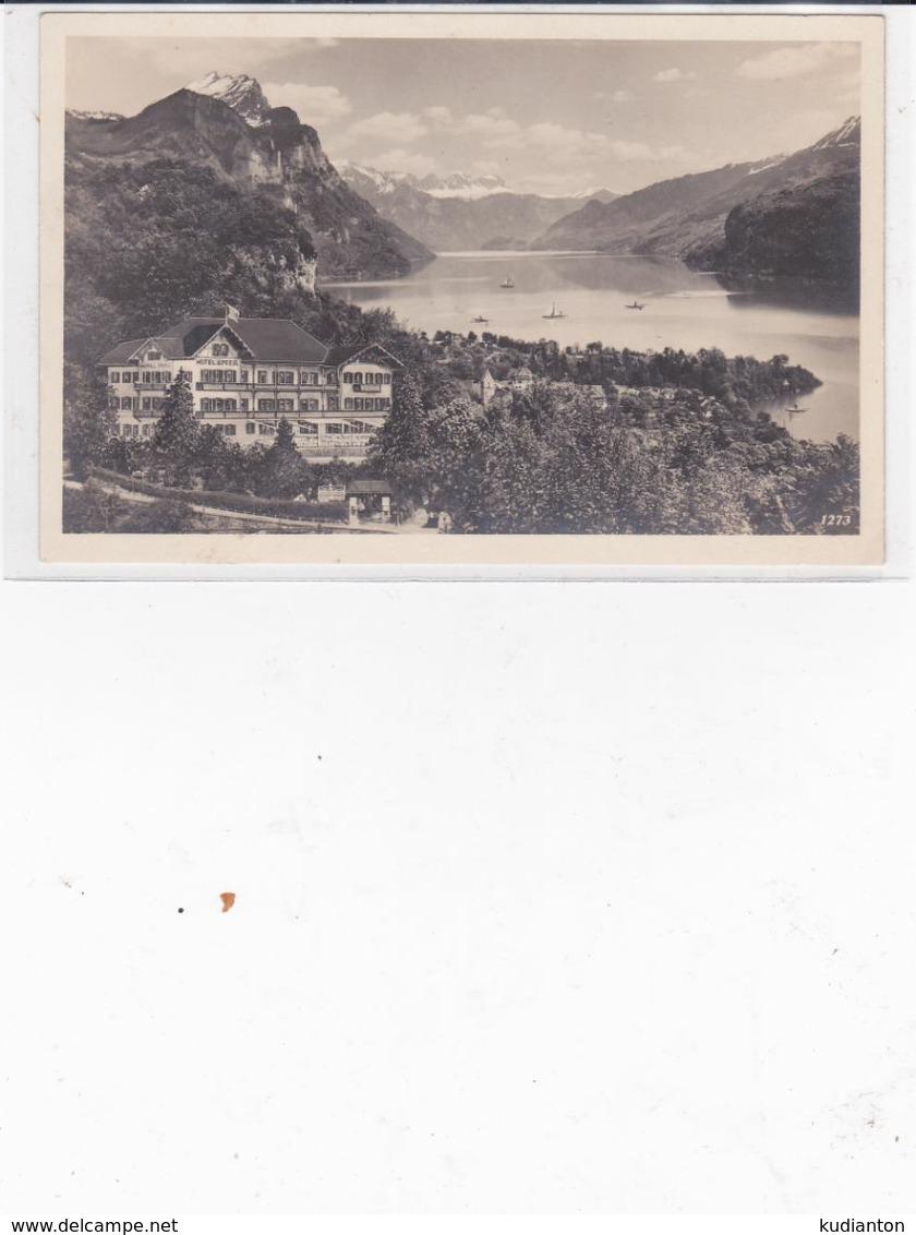 WEESEN HOTEL SPEER - SG St. Gall
