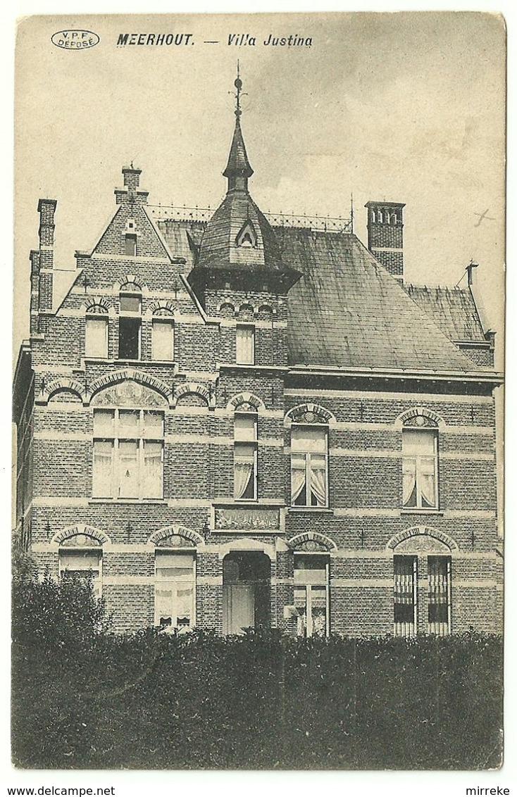 MEERHOUT  -  Villa Justina - Meerhout