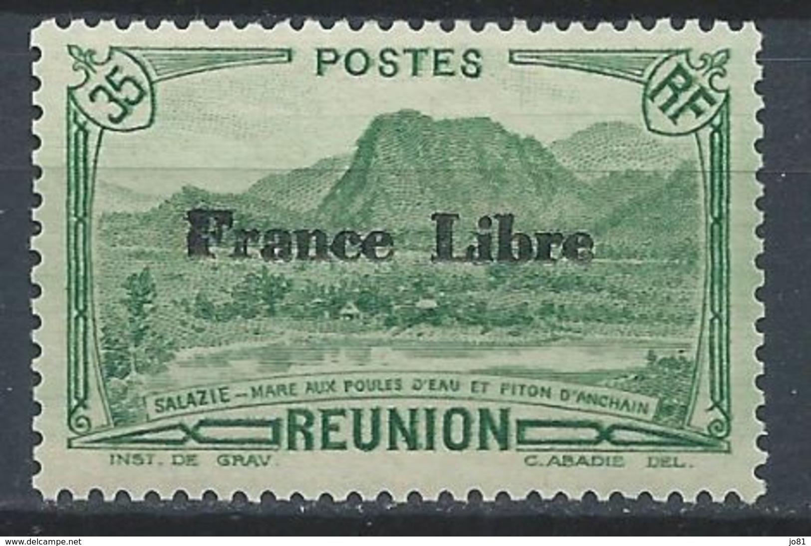 Réunion YT 190 XX / MNH - Unused Stamps