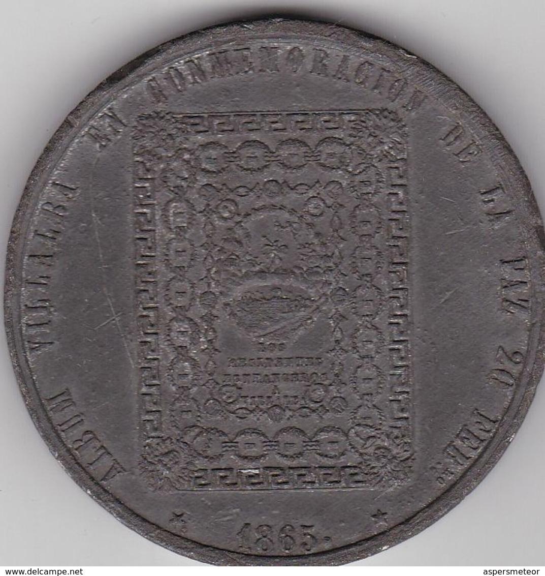 ALBUM VILLALBA EN CONMEMORACION DE LA PLAZ, 20 FEBRERO 1865. FIRMA CATALDI GRABO. GUERRA DEL PARAGUAY -LILHU - Autres