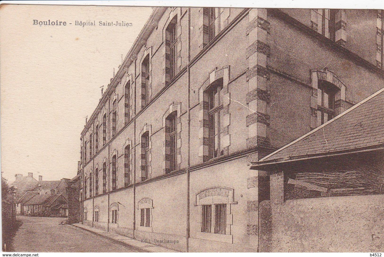 72 BOULOIRE Hôpital Saint Julien - Bouloire