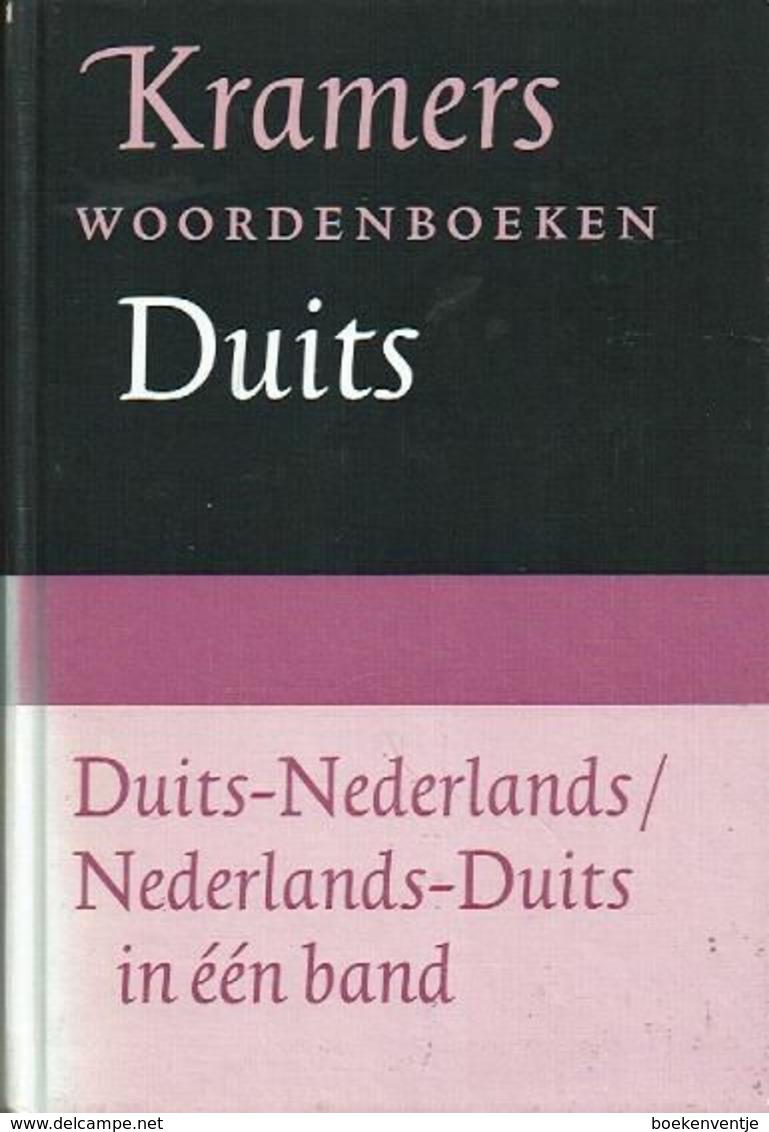 Kramers Woordenboeken Duits - Duits-Nederlands / Nederlands-Duits In één Band - Dictionaries