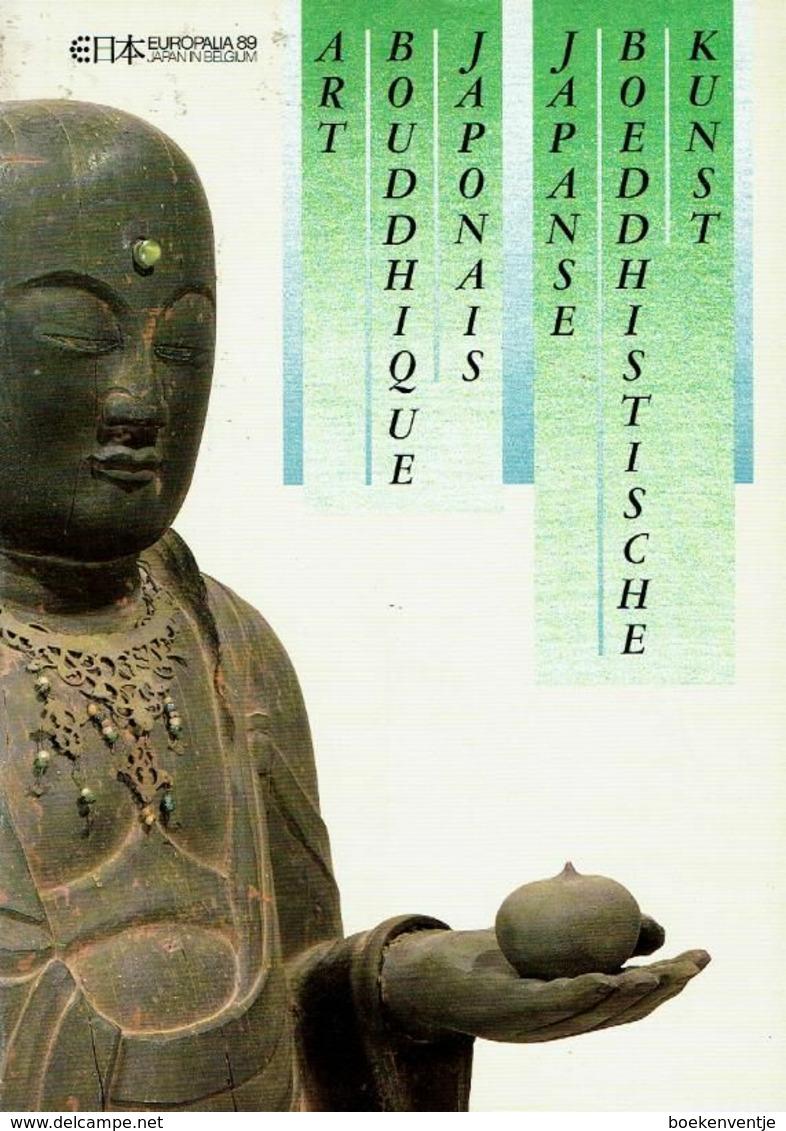 Japanse Boeddhistische Kunst - Beelden En Schilderijen Van De Prefectuur Hyõgo. 7de Tot 19de Eeuw / Art Bouddhisque Japo - Dictionaries