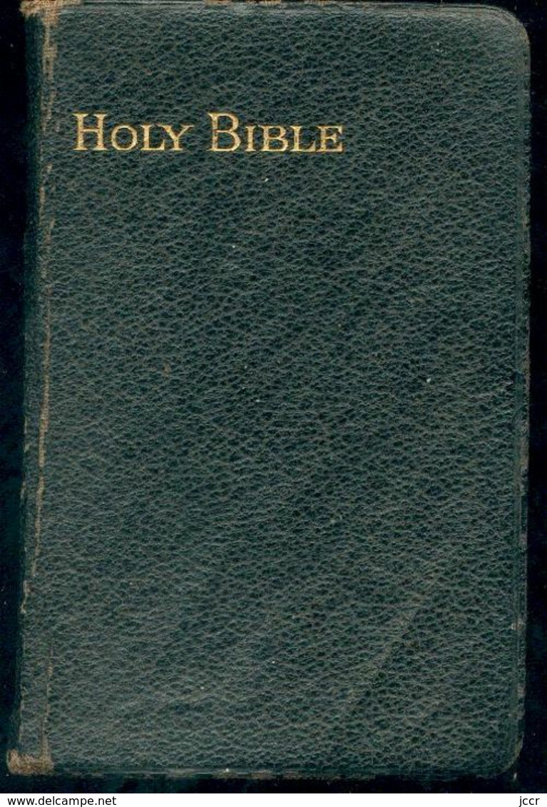The Holy Bible Containing The Old And New Testaments - 1928 - Christianity, Bibles
