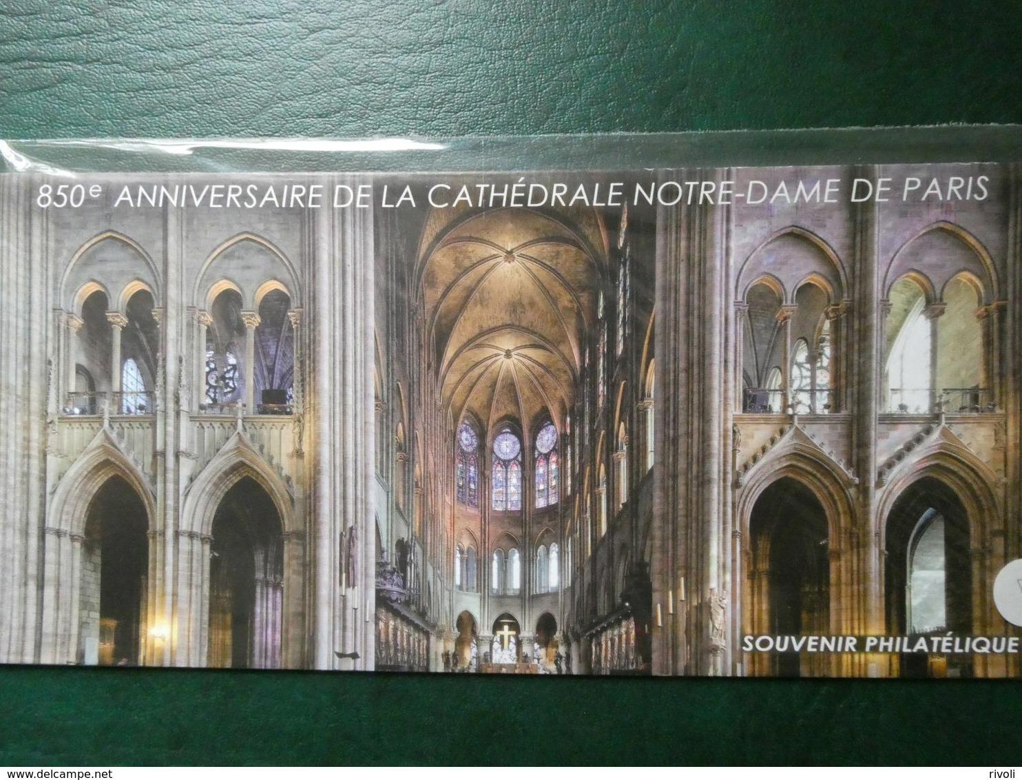 FRANCE 2013-BLOC SOUVENIR N° 78 NOTRE DAME DE PARIS  NEUF ** SOUS BLISTER D'ORIGINE - Foglietti Commemorativi