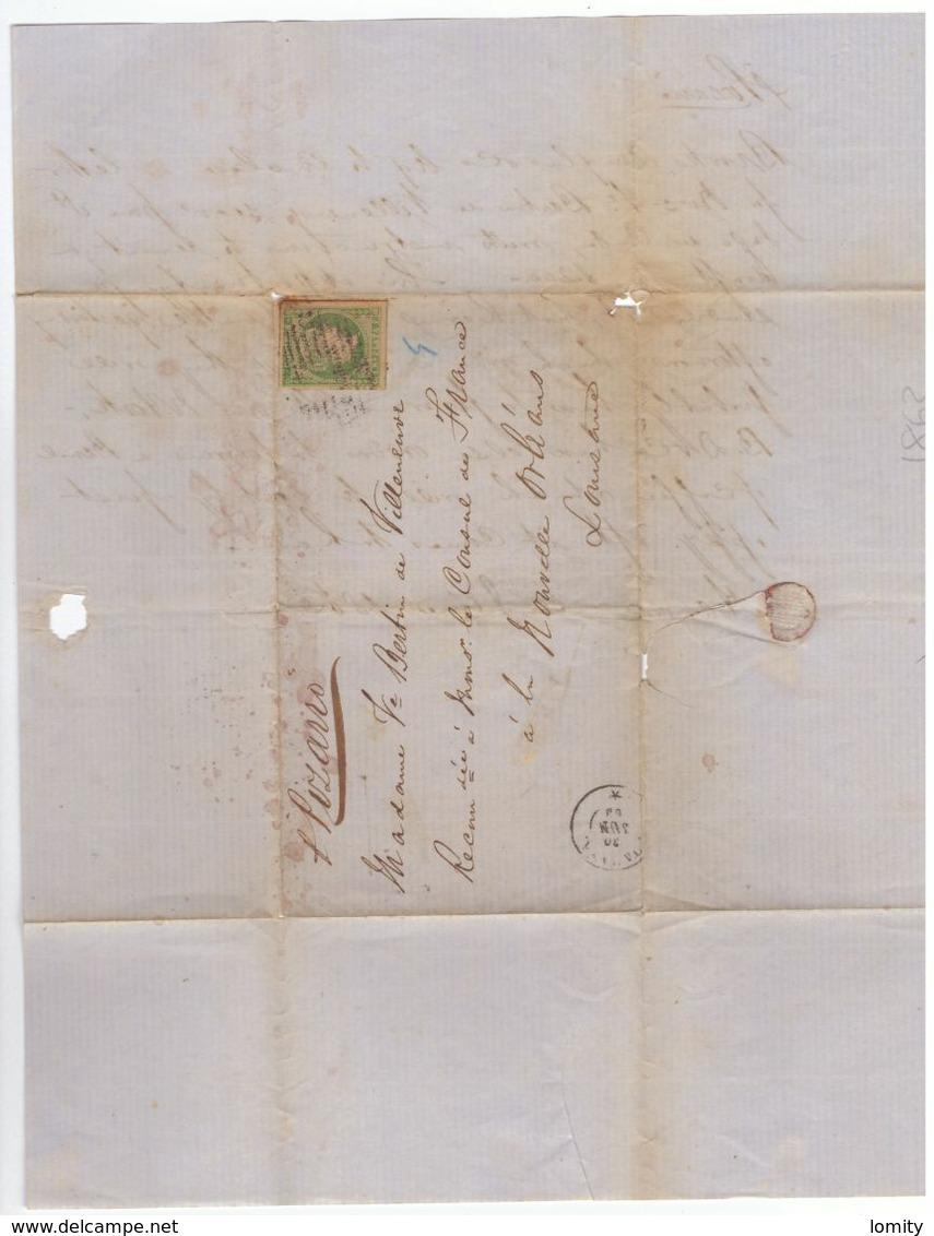 Lettre Antilles Espagnoles 1863 De Cuba à Nouvelle Orleans Louisiane - Cuba (1874-1898)