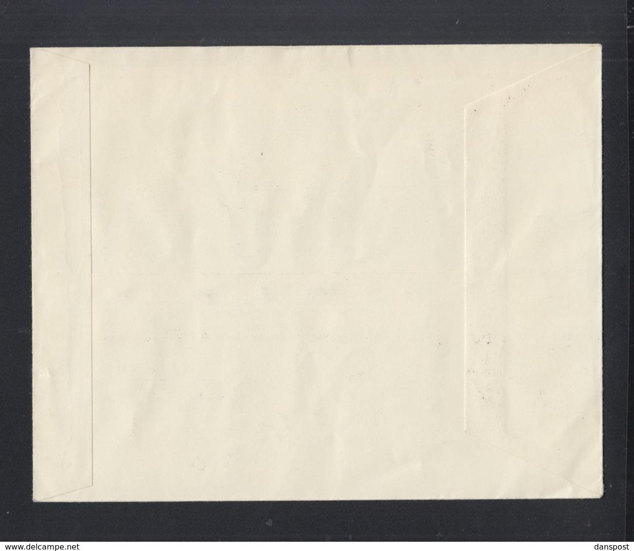 Österreich Umschlag 1936 Sonderstempel Tag Der Briefmarke - 1918-1945 1. Republik