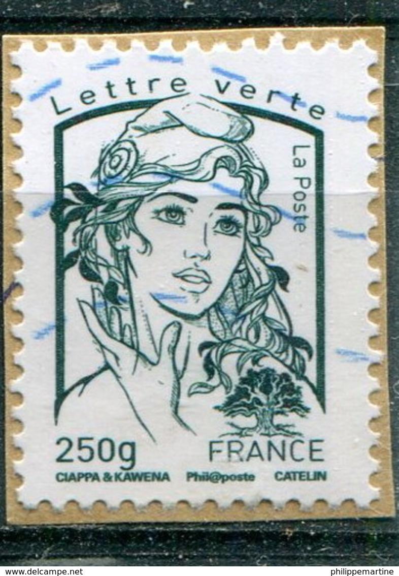France 2013 - YT 4777 (o) Sur Fragment - Gebraucht