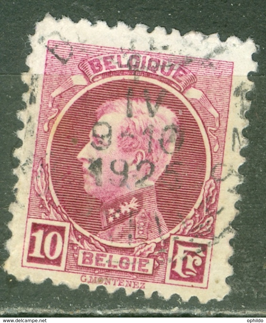 Belgique    219  Ob  TB - Usati