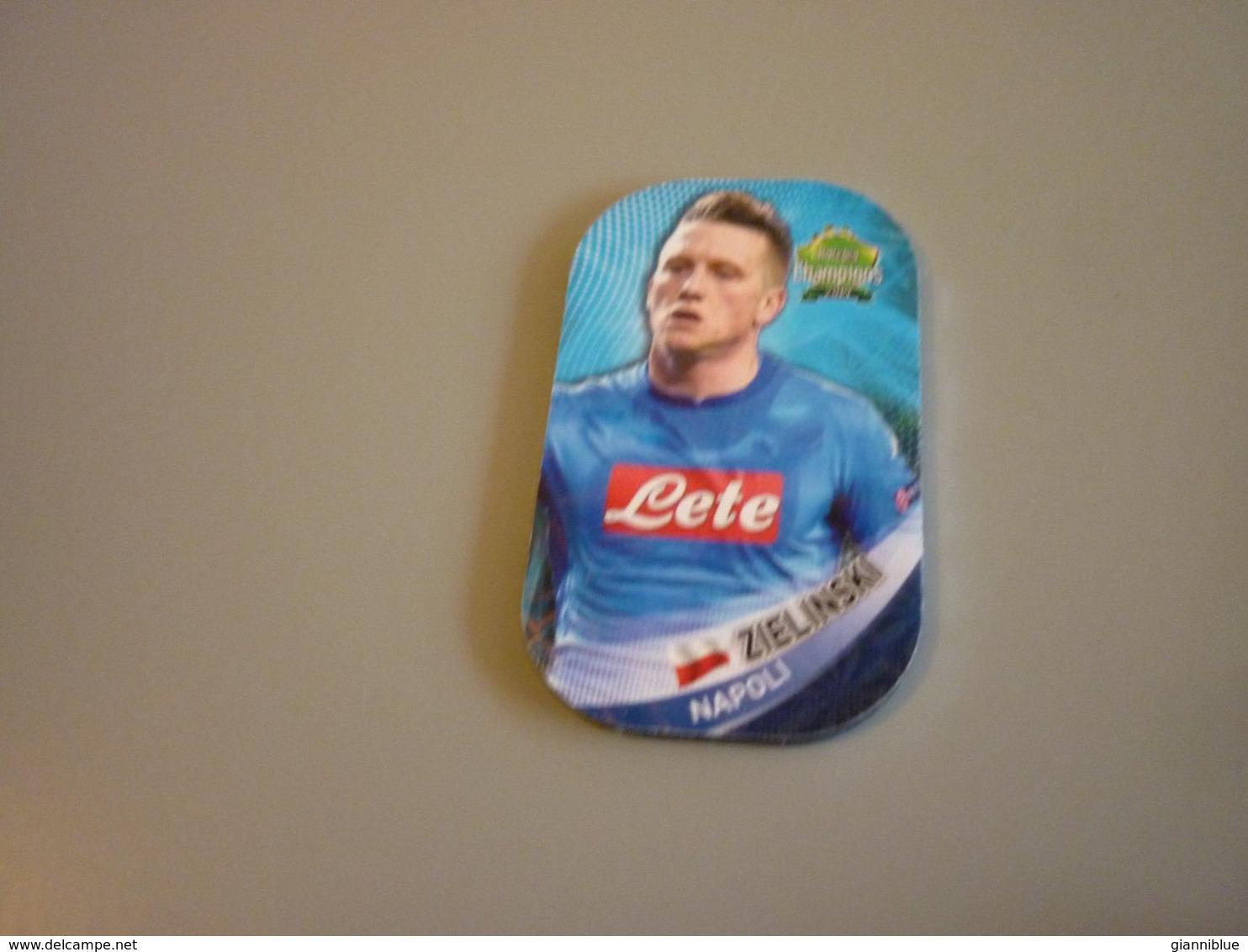 Piotr Zielinski Napoli Polish Football Soccer Greek Fridge Magnet - Magnets