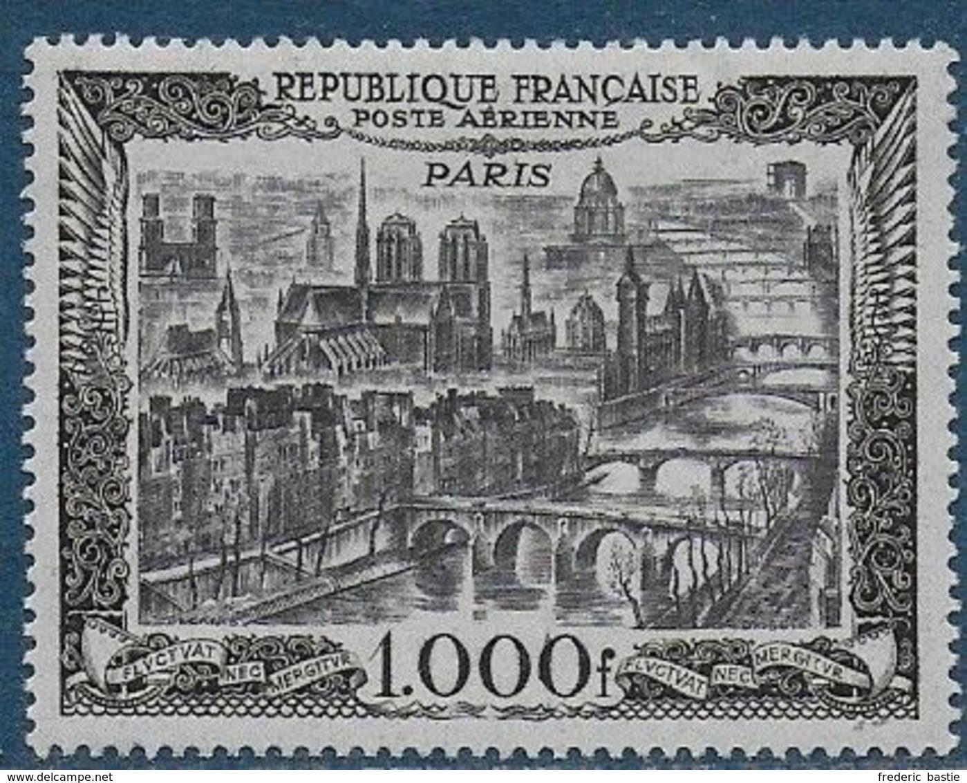 France P.A.  N° 29 *  -- Cote : 95 € - 1927-1959 Mint/hinged