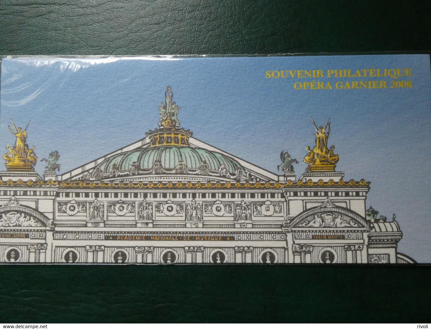 FRANCE 2006- BLOCS SOUVENIR N°24 ** MNH - OPERA GARNIER NEUF ** SOUS BLISTER D'ORIGINE - Foglietti Commemorativi