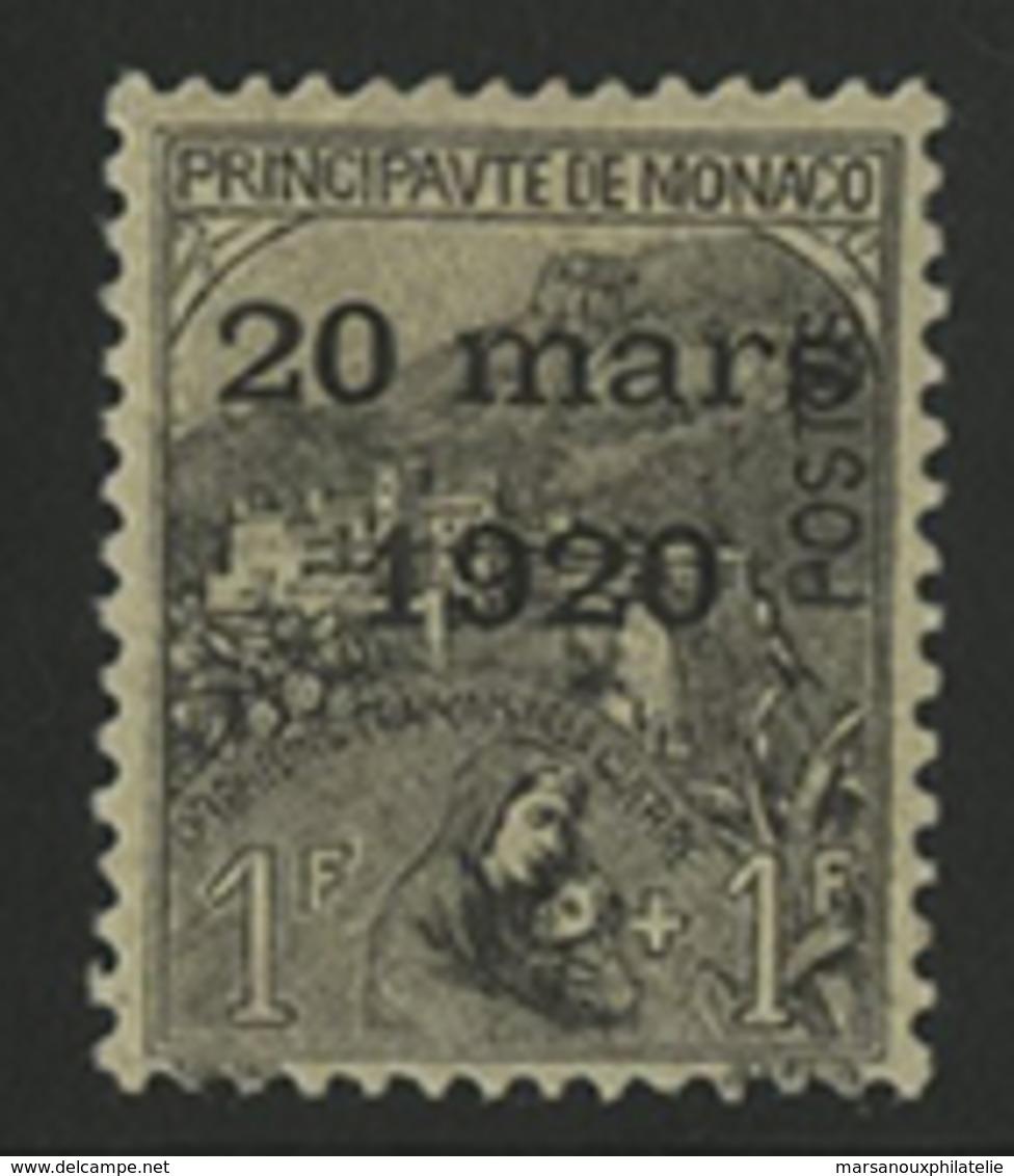 * N°34 à 42 Mariage De La Princesse Charlotte, 9 Valeurs. TB COTE 690 € Voir Description - Monaco