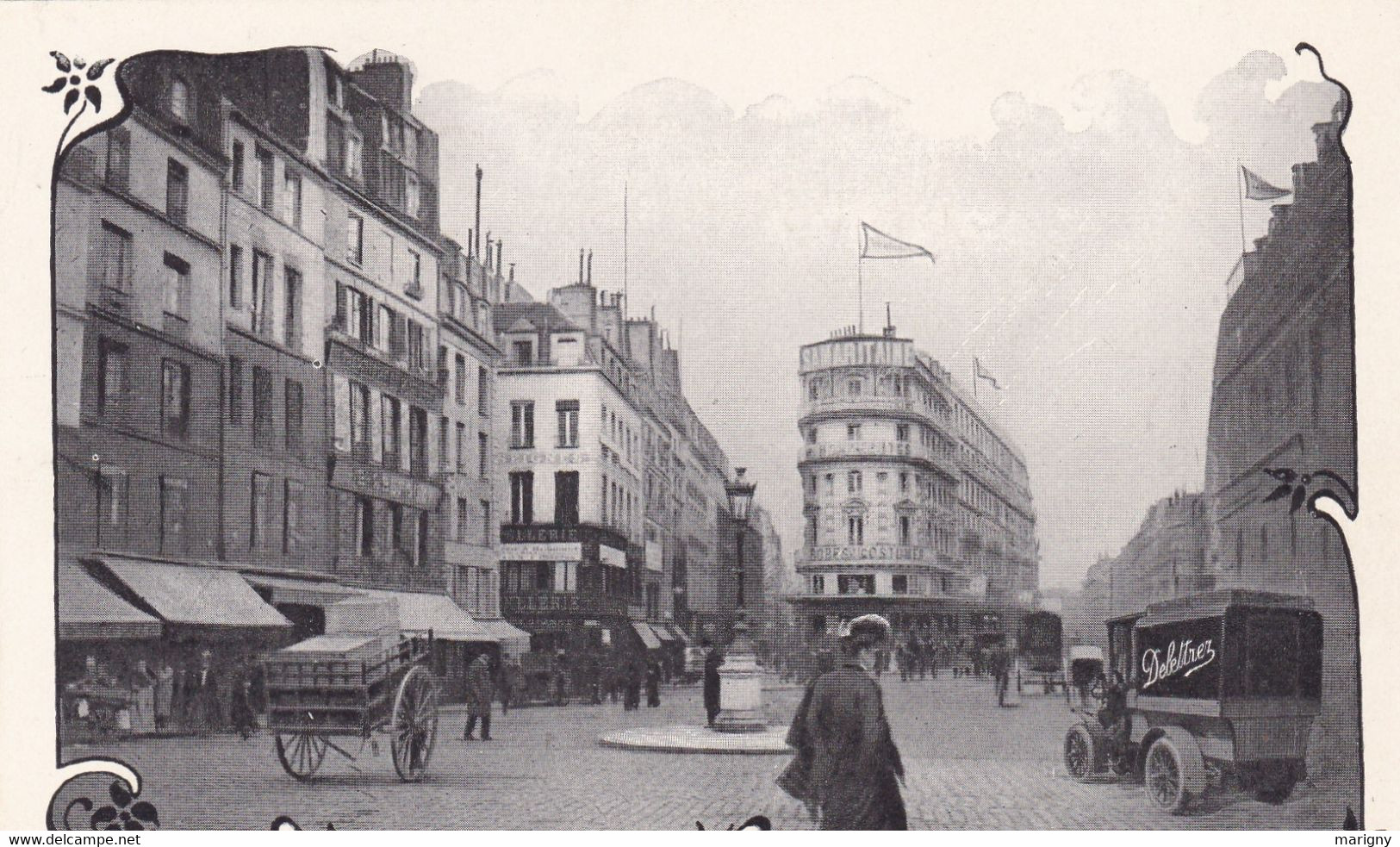 LOT DE 12 CARTES POSTALES DE FRANCE DE PARIS  . - 5 - 99 Postkaarten