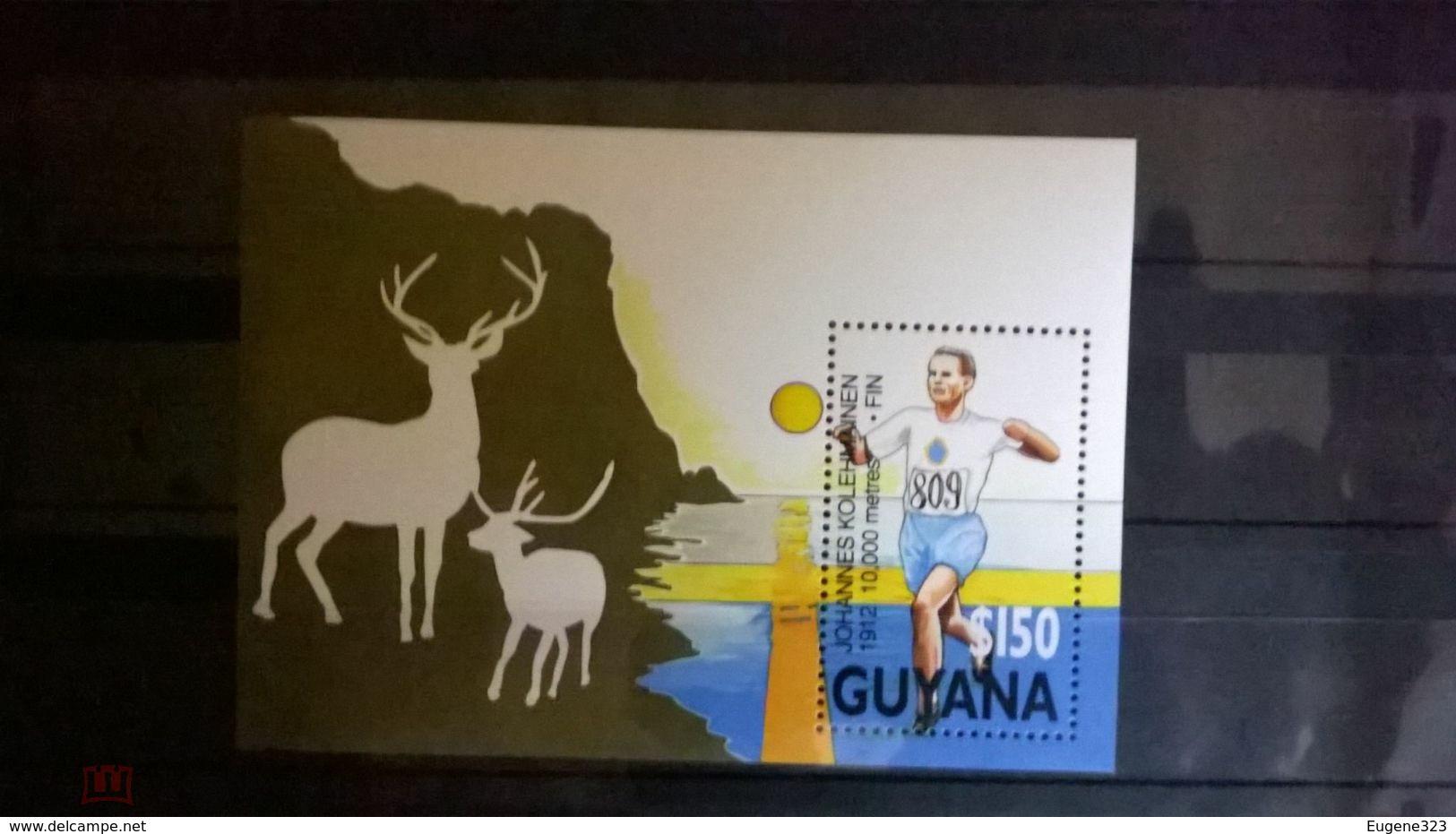 Guyana Olympic Barcelona Summer 1992 - Summer 1992: Barcelona