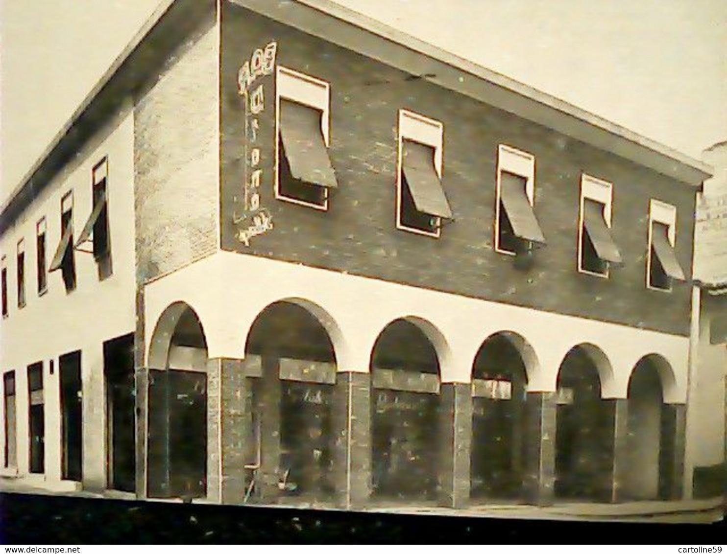 SABBIONETA  MODERNO BAR ALBERGO DIANA N1965 HR10764 - Mantova