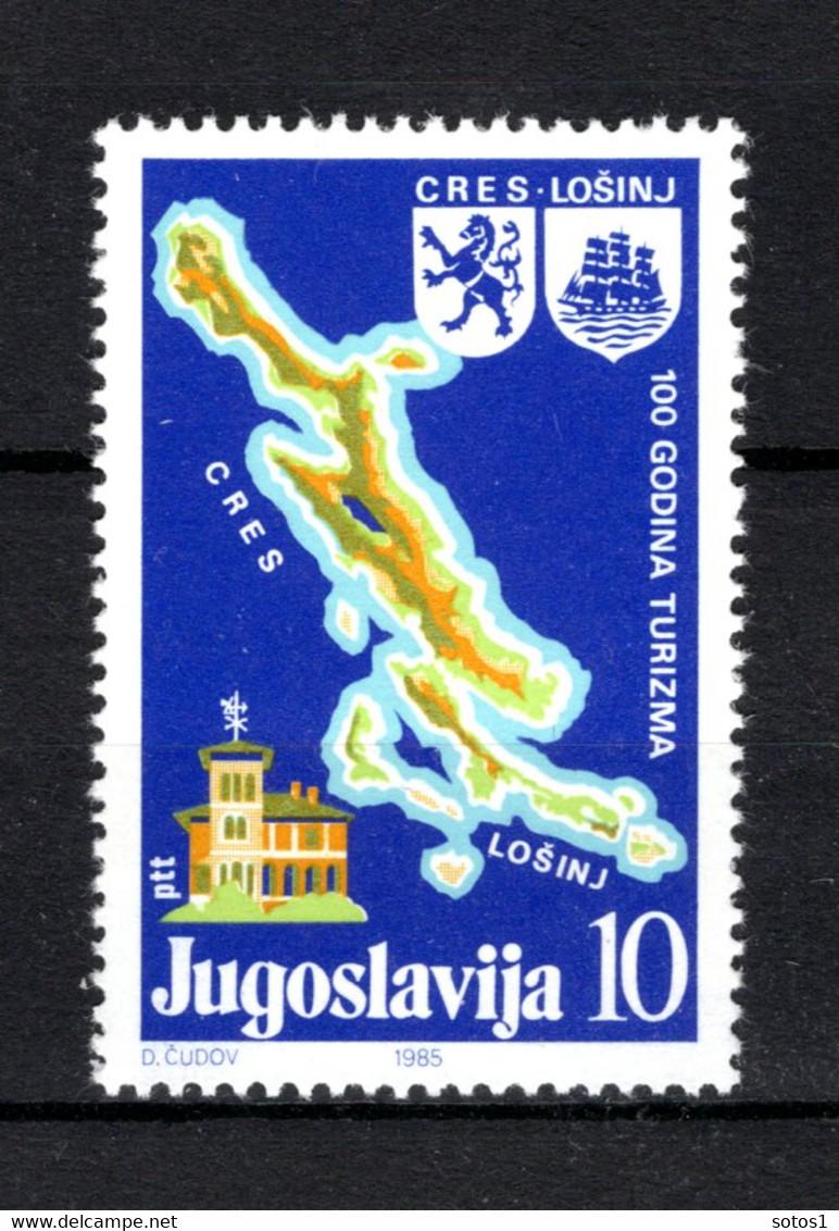JOEGOSLAVIE Yt. 1991 MNH 1985 - Ongebruikt