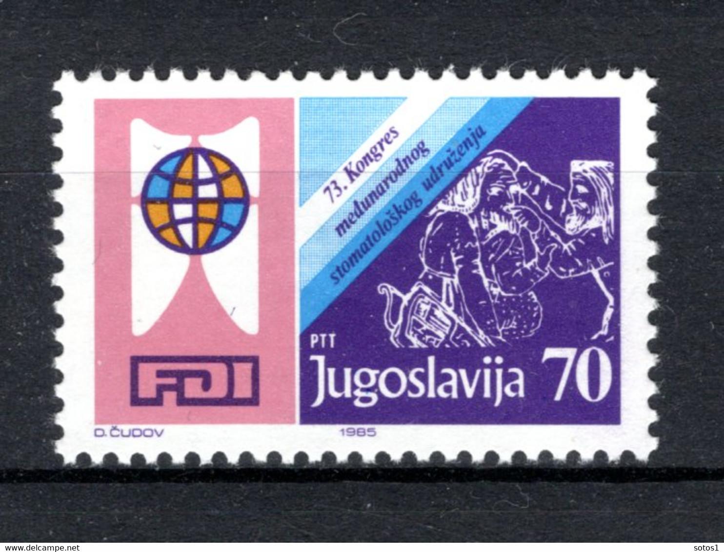 JOEGOSLAVIE Yt. 2004 MNH 1985 - Ongebruikt