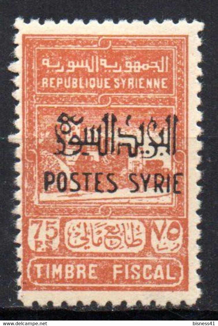 Col17  Colonie  Syrie  N°  286 Neuf XX MNH  Cote 18,00€ - Ungebraucht